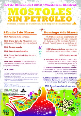 cartel petroleo