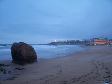 paseo biarritz